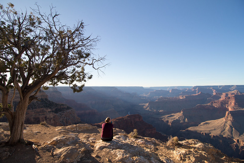 Mirje, Grand Canyon, Arizona, USA