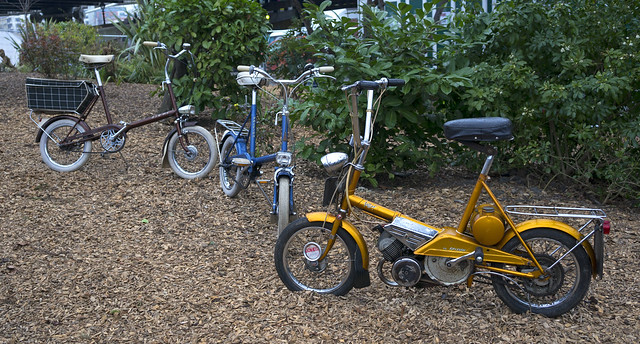 Raleigh Choppers