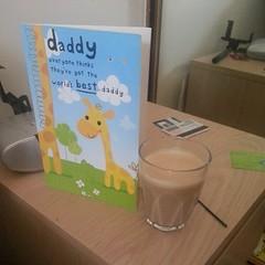 #Daddy #coffeelover #coffeebreak #coffeenerd #coffeetime #coffeelove #Coffee #card