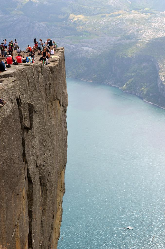 Perspectiva vertical del Púlpito