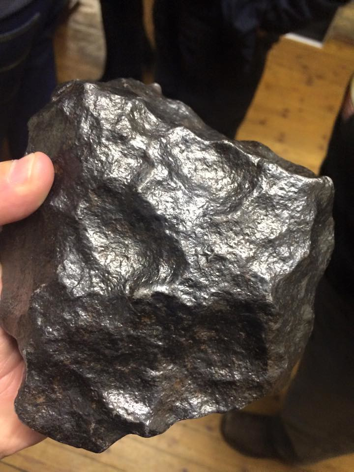 Gibeon 4.6 Billion year old Meteorite