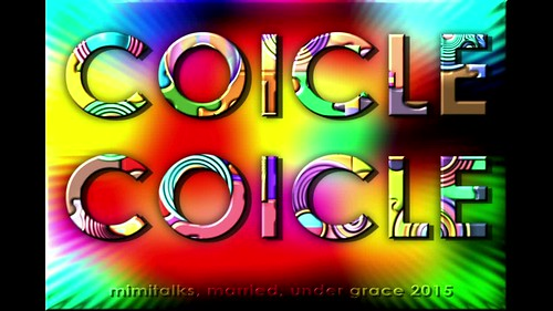(soft c) Coitantly, it's Coicle Coicles (circular motion in artsy video art)