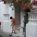 Sweeping Sidewalk by OneEighteen