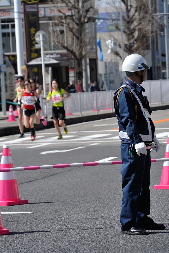 A spectacle of Nagoya women's marathon festival No.1.