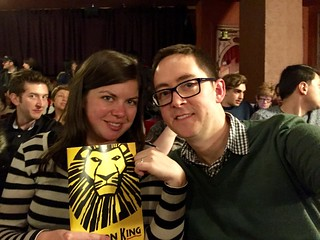 The Lion King at Lyceum Theatre, London‎