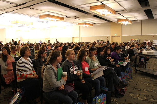 Early Learners Conference slideshow 2015