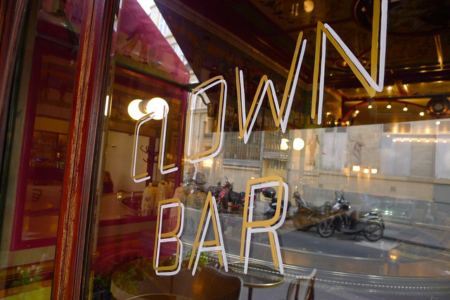 Clown Bar - Paris