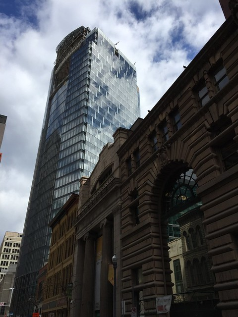 View of The Tower at PNC Plaza from Wood Street