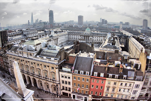 The Establishing Shot: PHOTO LONDON 2015 PROGRAMME ANNOUNCED - VIEW ABOVE SOMERSET HOUSE FROM THE RADIO ROOFTOP BAR, LONDON ME HOTEL