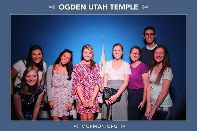 Ogden Temple open house
