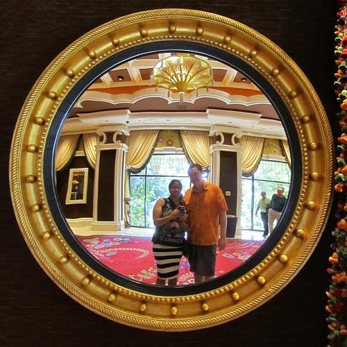 Mirror photo!
