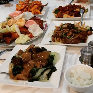Easter dinner Chinese style #food