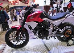 Honda SFA naked concept