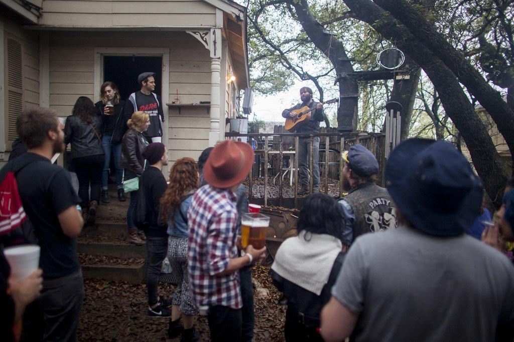 Bonehart Flannigan | House show | SXSW | March 21, 2015