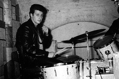 the beatles pete best drumer