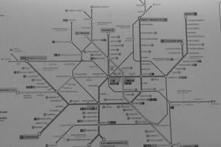 Milan - Milan subway