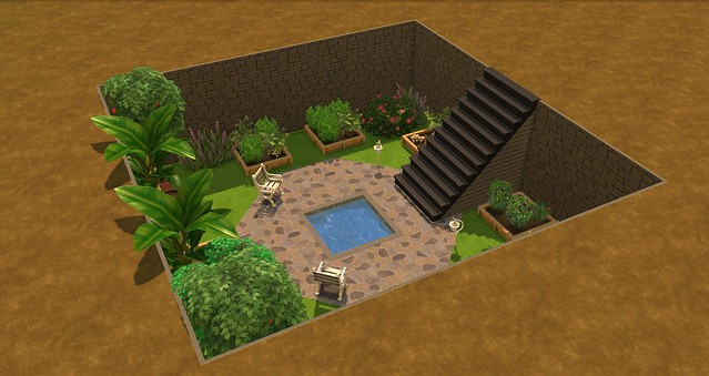 The sims 4 basements guide simsvip for Basement design tool