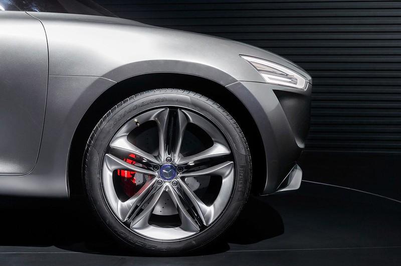 Колёсные диски Mercedes-Benz G-Code