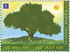 13 IRM 100ans TIMBRE 3 +encre