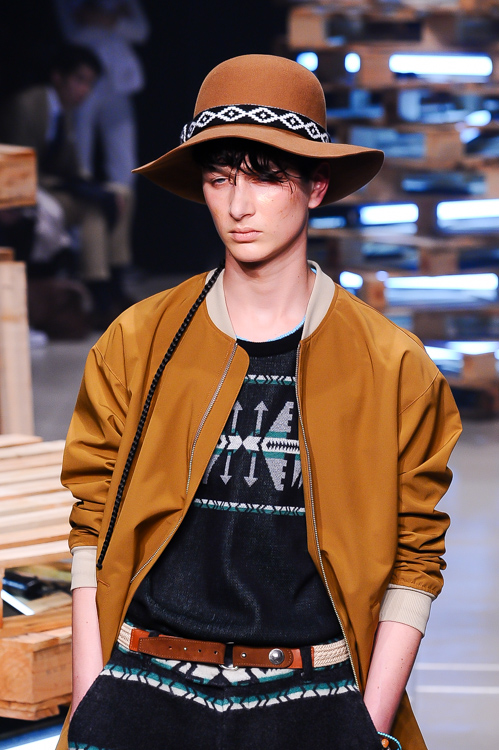 FW15 Tokyo DISCOVERED038(Fashion Press)
