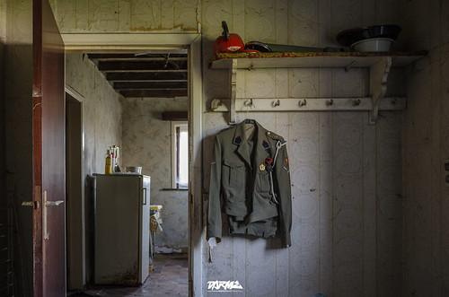 Abandoned house P-10