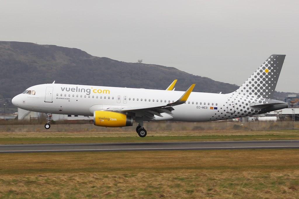 EC-MER - A320 - Vueling