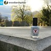 """Named for Elizabeth Gilbert's fictional version of the Woodlands estate, """"Woodlands White Acre"""" is one of 24 #WestPhilly #nailpolish colors, made by @phillyloveslacquer exclusively for @vixemporium. Find it and all of PLL's Philadelphia inspired shades on"""