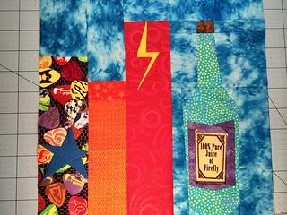 Block 12, quilt 2