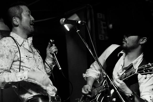 Los Blues Perfunos live at Powers 2, Kawasaki, 04 Apr 2015. 181
