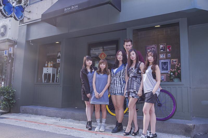 BONBONHAIRX中美嬌兒法國品牌EP染膏2015春下發表 5 (4)