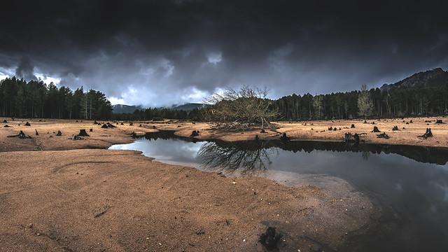 Black river (Corsica)