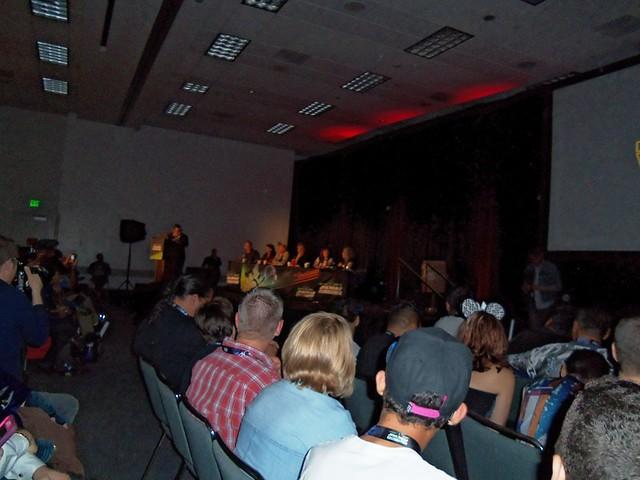 Star Wars at Del Rey Panel