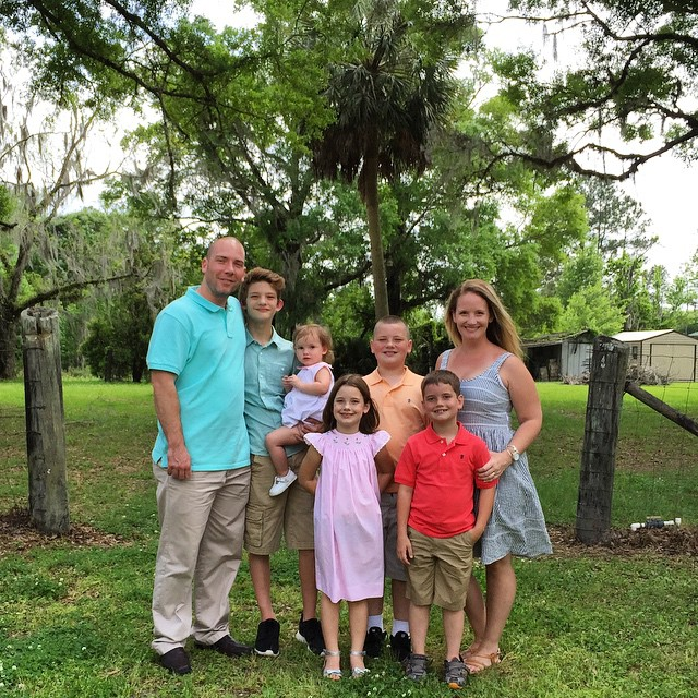 Happy Easter from all of us! {two times in one week, y'all.}