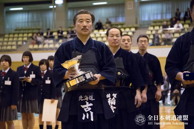13th All Japan Kendo 8-Dan Tournament_249