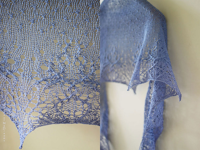 [Blue] Sunday Lace