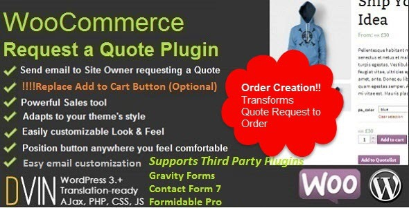 WooCommerce Request a Quote v2.35