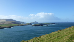 Puffin Island and Skellig Rocks.