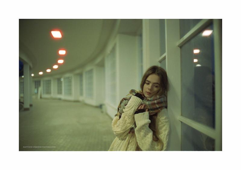CineStill 800 T Night Shoot
