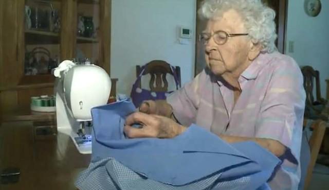 Lillian-Weber-senior-seamstress-sewing-WQADvid
