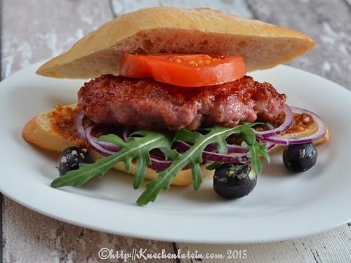 ©Auf die Hand - Salsiccia-Burger (1)