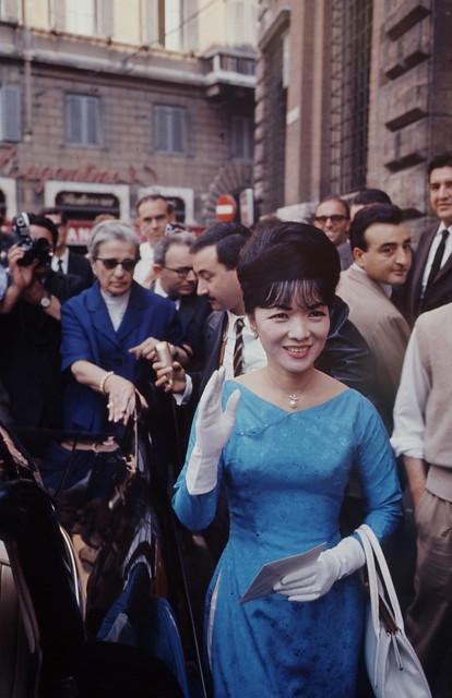 Madame Nhu (1963) - Photo by John Leongard