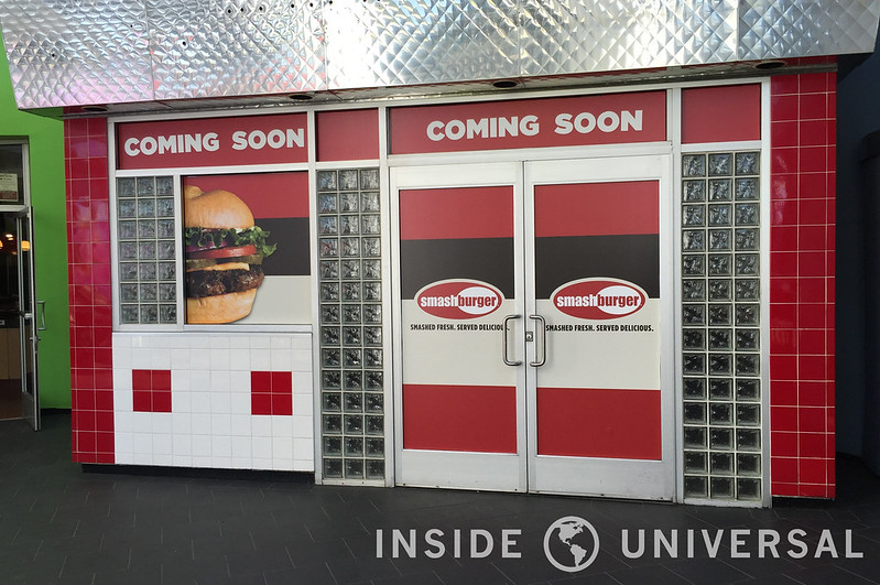 Smashburger to Replace Tommy's in CityWalk