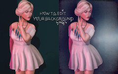 Tutorial : How to edit a background