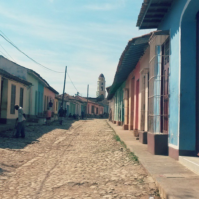 katu, Trinidad, Kuuba