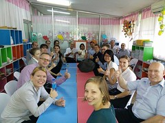 At Mekhajorn School, Chiang Mai