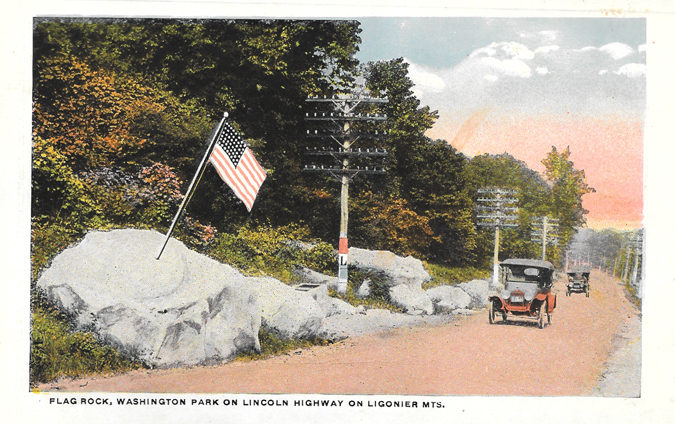 Lincoln Highway Postcards-3