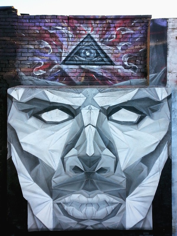 Origami Titan of Camden