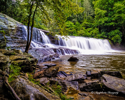 nature water outdoors waterfall unitedstates scenic northcarolina pisgahforest augphotoimagery