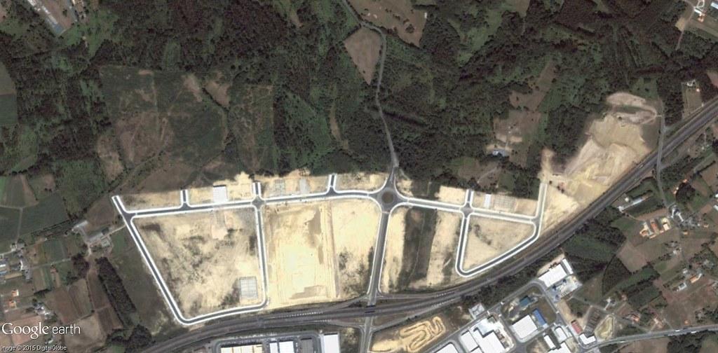 antes, urbanismo, foto aérea, desastre, urbanístico, planeamiento, urbano, construcción,Narón, A Coruña