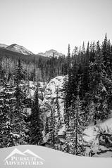 Snowshoeing Coral Creek